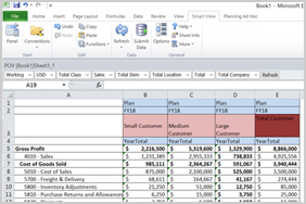 Microsoft Office Integration with SmartView